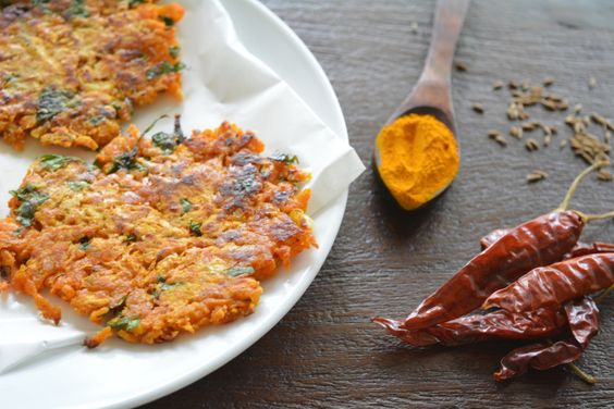 Meatless Monday-Curried Hashbrown | Yes, I am Vegan :)