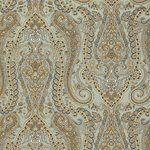 5004182 Isabella Paisley Peridot by FSchumacher Wallpaper