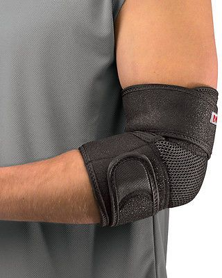 New #mueller #75217 elbow brace sports strap black #support guard wrap pain relie, View more on the LINK: http://www.zeppy.io/product/gb/2/281364762958/