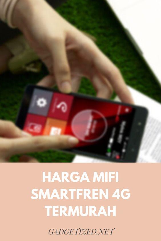 Harga Mifi Smartfren 4g Termurah Harga Mifi Smartfren 4g Termurah Modem Internet Tahu