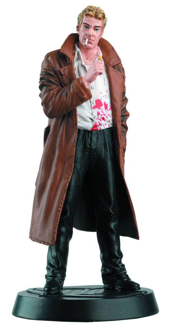 Eaglemoss DC Comics Hellblazer John Constantine Figurine
