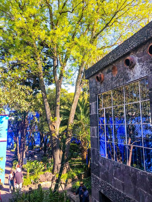 The Ultimate Self Guided Tour Of Frida Kahlo S Casa Azul Museum