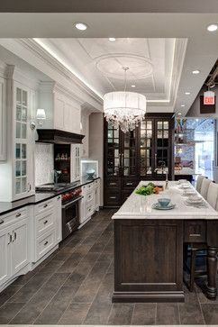 Islands Floors And Kitchens On Pinterest