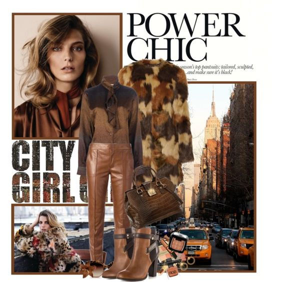 City Chic Diva..Very Luxurious by shortyluv718 on Polyvore featuring Gucci, MICHAEL Michael Kors, ALDO, David Jones, Versace, STELLA McCARTNEY and Clips