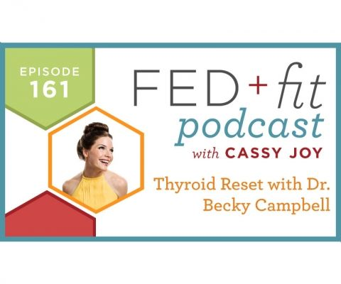 Ep 161 Thyroid Reset With Dr Becky Campbell Cilantro Garlic Sauce Citrus Chicken Garlic Sauce