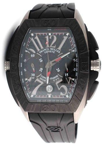 Franck Muller Conquistador Grand Prix Chronograph 8900 CC DT GPG
