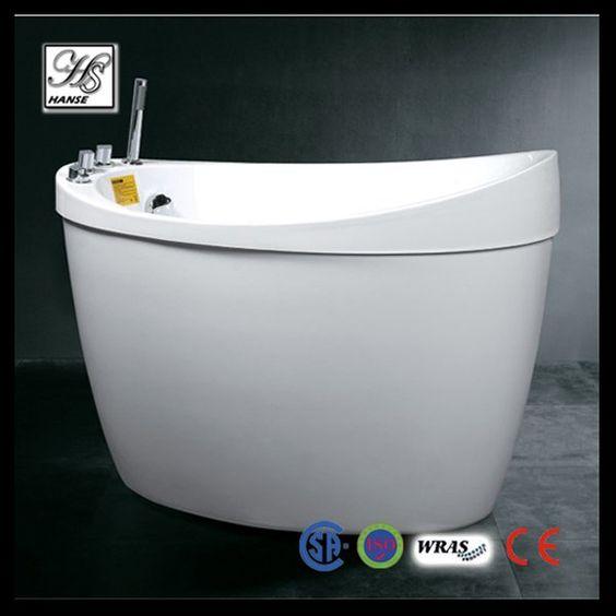 Portable Bathtub, Soaking Tubs And Massage On Pinterest
