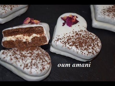 جديد حلويات الاعراس وكل مناسباتكم السعيدة قاطو موشتي بتزيين جديد حصريا من مطبخي Youtube Food Oreo Cheesecake Algerian Recipes