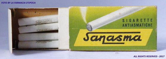 Sanasma Sigarette