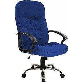 Cadiz Chrome Fabric Manager Chairs Cadiz Fabrics And Chair Fabric