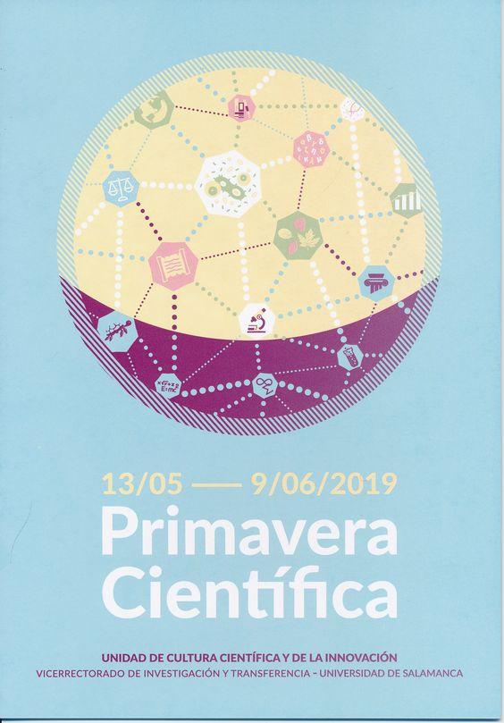 Universidad de Salamanca. primavera científica 2019
