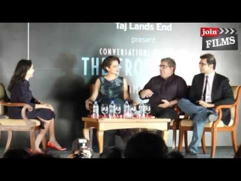 Actress ‪#‎KanganaRanaut‬ Attends Anupama Chopra's Book Launch  Click Here & Watch The Full video: https://youtu.be/Yfwge7JLtG0