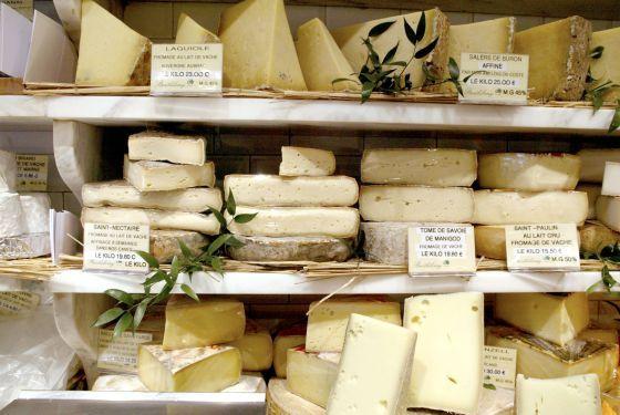 Un reino de otro mundo en las maravillosas fromageries de la capital francesa: