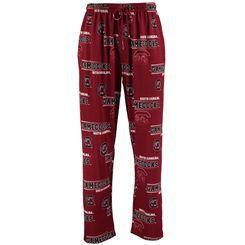 Men's Concepts Sport Garnet South Carolina Gamecocks Fusion Pants