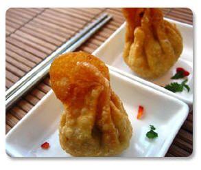 ... cuisine filled wontons crab wontons wontons recipe asian indian