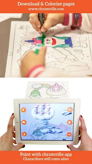 AR Coloring Book Apps