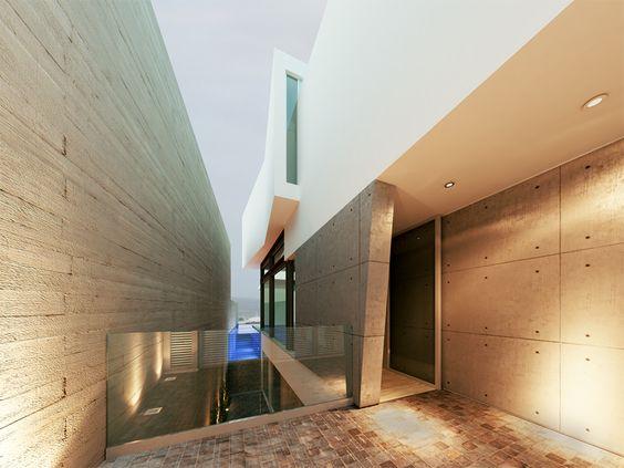 Casa playa Lomas del Mar B14, Lima PERU - Vértice Arquitectos