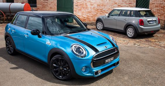 electric blue mini 2015 - Google Search
