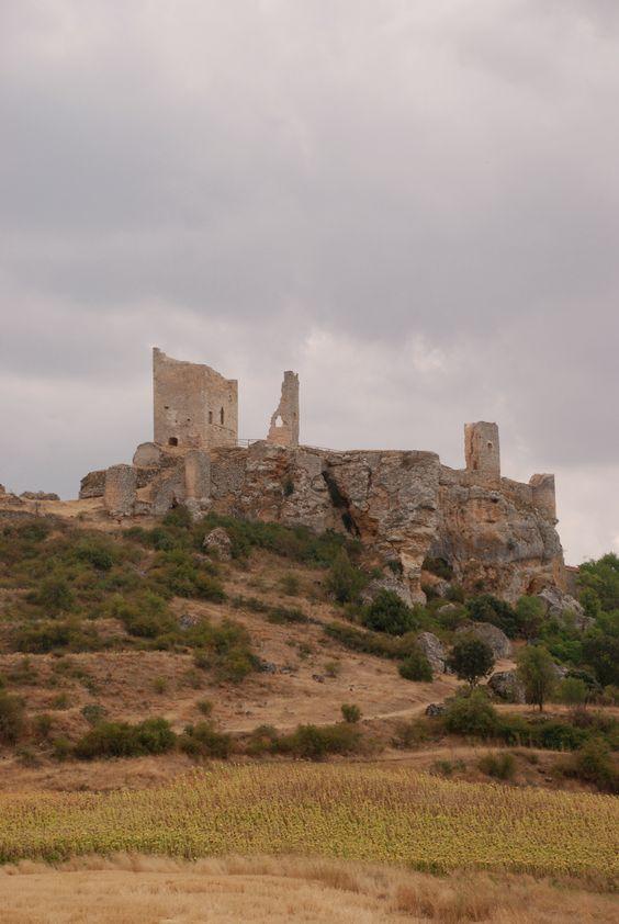 Castillo de Calatanazor (Soria- Castilla y Leon) Espana