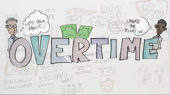 White Board Explainer: What is overtime?