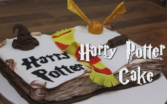 Gâteau Harry Potter                                                       …