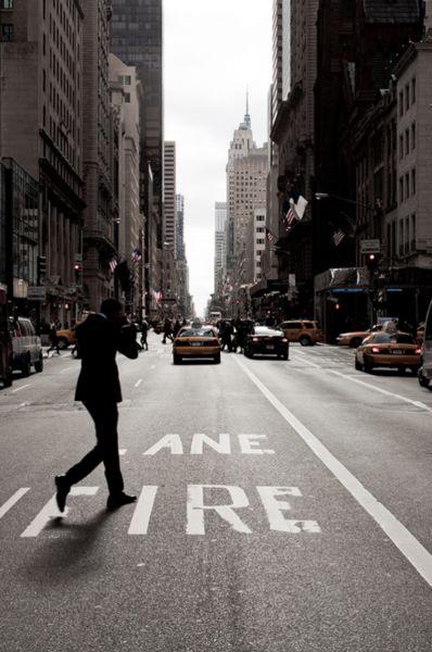 STREET ETIQUETTE