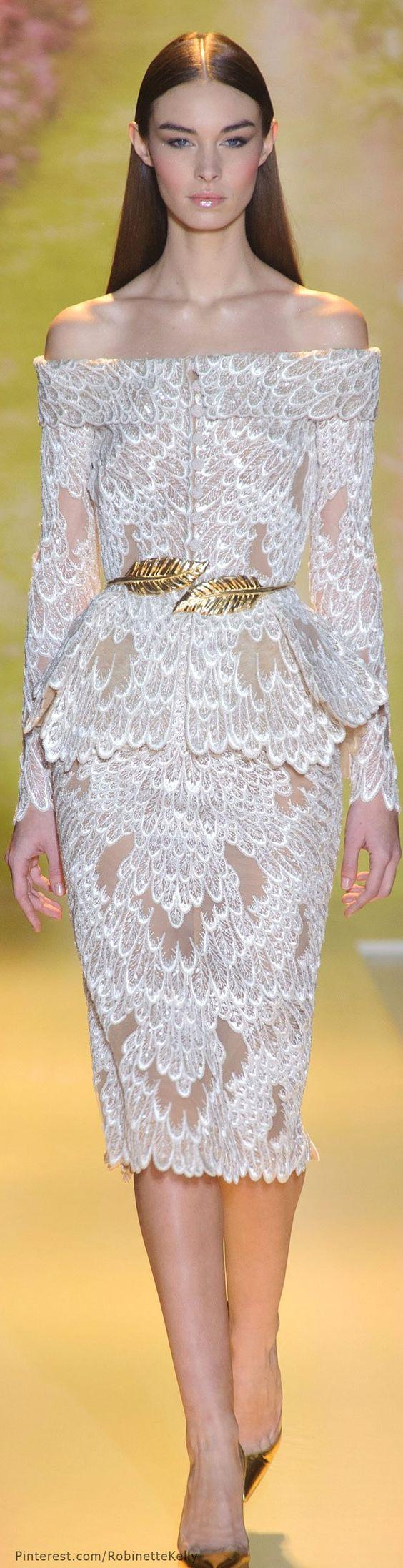 Zuhair Murad Haute Couture | S/S 2014: