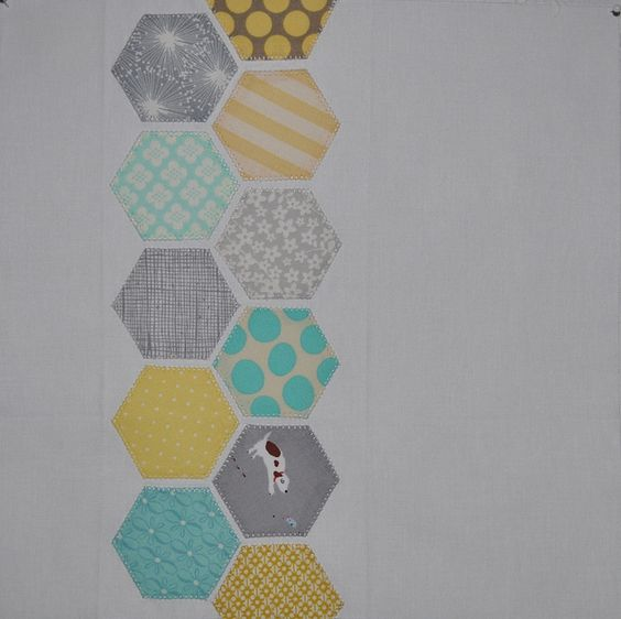 3x6 Bee Block by Annietwinkletoes | Flickr - Photo Sharing!