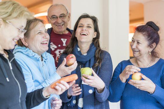 """Wie beeinflusst die #Ernährung unser #Wohlbefinden? Am 15. Juli wird diese Frage am Workshop """"Nahrung für die #Seele"""" im Kurhotel Salzerbad thematisiert. Lassen Sie sich von unseren Diätologinnen und Diätologen beraten!"""