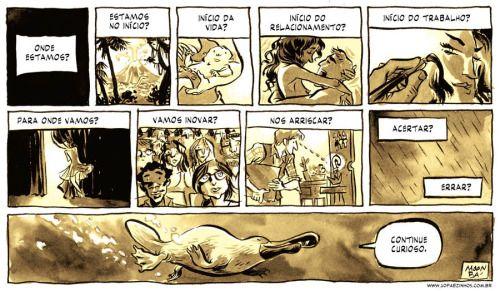 deposito-de-tirinhas:por Fábio Moon e Gabriel Báhttp://10paezinhos.blog.uol.com.br/paraFolha Ilustrada/Folha de S.Paulode 25/08/2012.