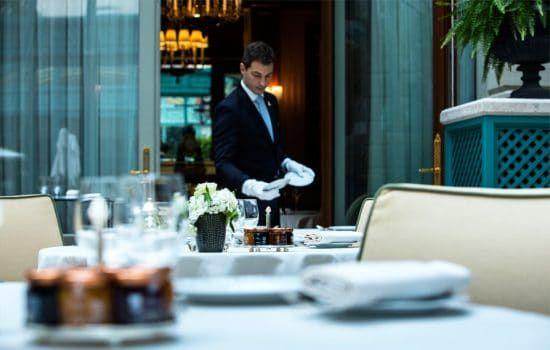 L\'Espadon, haute cuisine dining - Hôtel Ritz Paris 5 stars | chef ...