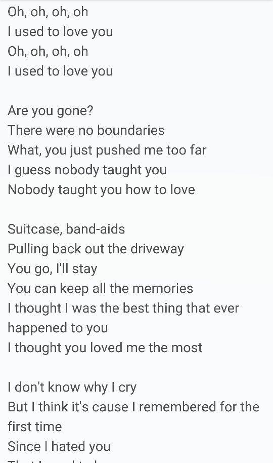 Promises Nero  Lyrics Of Life      Wisdom