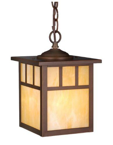 Save $ 34.56 ! Buy a Mission Burnished Bronze 11 in. Outdoor Pendant now and sav