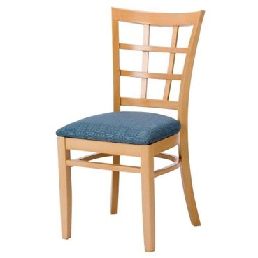 lattice wood back chair with vinyl seat vinyls chairs and woods