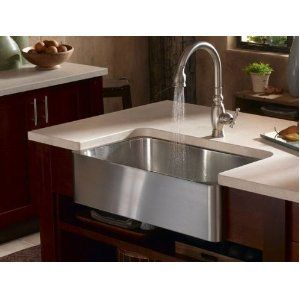 Kohler Stainless Apron Sink : ... stainless apron stainless steel sinks and more apron sink aprons sinks