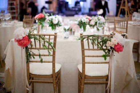 Inspiração para decoração de casamento