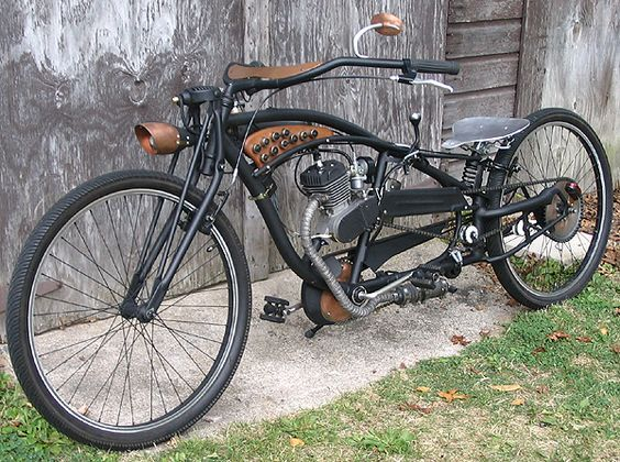 Want To Build A Bike Like This One Powered Bicycle Motorized Bicycle Lowrider Bike