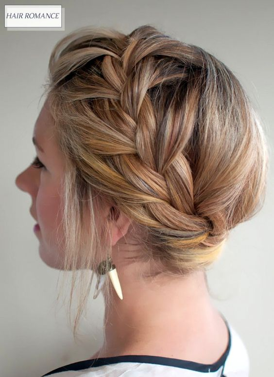 Tremendous Different Hairstyles Hairstyles And Lovely Things On Pinterest Hairstyles For Women Draintrainus