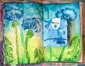 *Addicted to Crafts*: Mixed media nos cartões