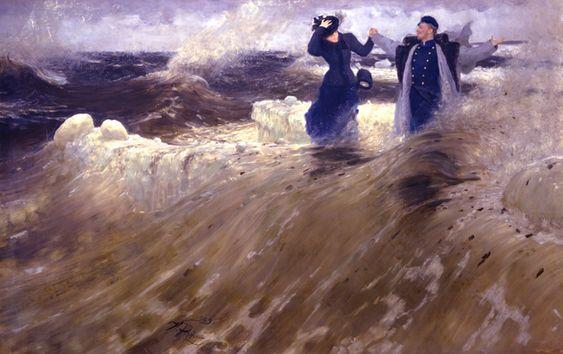 """Freedom"" – Ilya Repin"