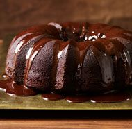 Rich, dark, and toasty stout beer plus deeply flavored molasses give the chocolate flavor of this cake some wonderful nuance. With this recipe, you can bake one big beautiful cake, perfect for entertaining, ora dozen irresistible miniature bundt cakes, perfect for gift giving.