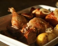 Canard au cidre (facile, rapide) - Une recette CuisineAZ