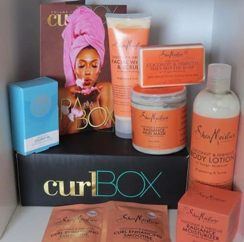 17 Amazing Subscription Boxes For Women Of Color Hair Subscription Box Subscription Boxes Women Subscription Box