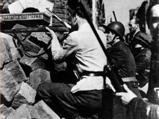 Le soulèvement et la libération de Prague, 5-12 mai 1945
