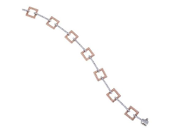 Diamond Bracelets - Go to StellarPieces.com for even more stunning jewelry!