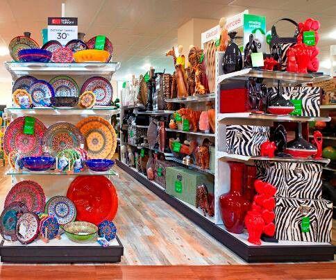 home goods catalog stores