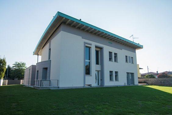 Villa Unifamiliare, Castelcovati (Italy), 2013 - stefano marelli