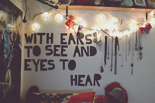 Tumblr on @We Heart It.com - http://whrt.it/SKYETA: