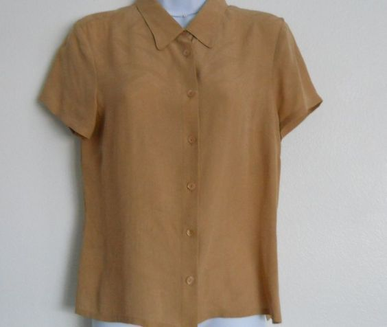 Tommy Bahama Silk Blouse 4 58