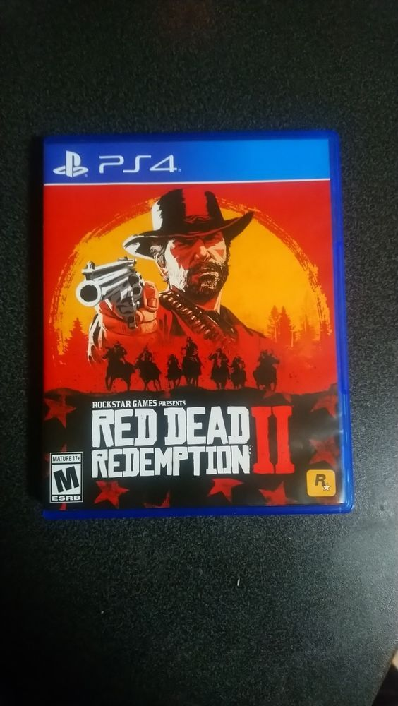 Ps4 Red Dead Redemption 2 Used Ps4 Reddeadredemption Gaming Xboxone Red Dead Redemption Xbox One Red Dead Redemption Ii